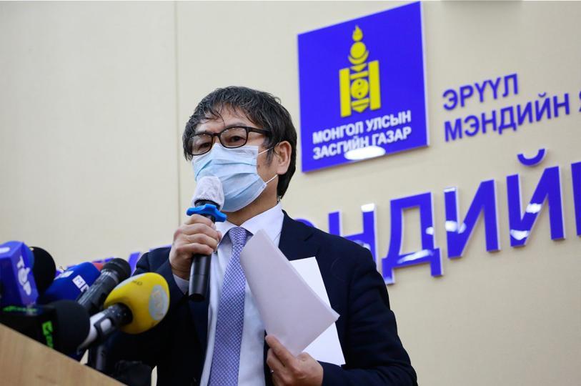 Д.Нямхүү: Солонгосын онгоцоор Туркийн ЭСЯ-ны ажилтны ар гэрийн 3 хүн ирсэнээс хоёроос нь вирус илэрлээ