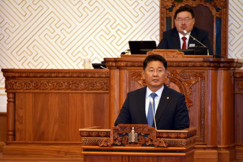 Монгол Улсын Ерөнхий сайд У.Хүрэлсүх: Шинэ сэргэлтийн он жилүүд байх болно