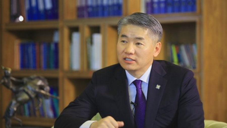 Ж. Энхбаяр Монгол Улсын шадар сайд болно