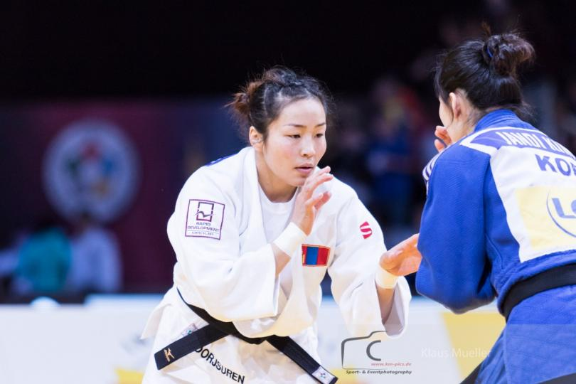 Д.Сумъяа Монголын жүдогийн түүхэнд 3 дэлхийн аваргаас медаль хүртсэн анхны тамирчин боллоо