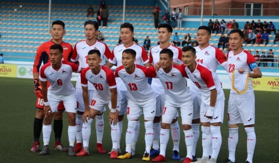 Монголын хөлбөмбөгийн шигшээ багийн бүрэлдэхүүнийг зарлалаа