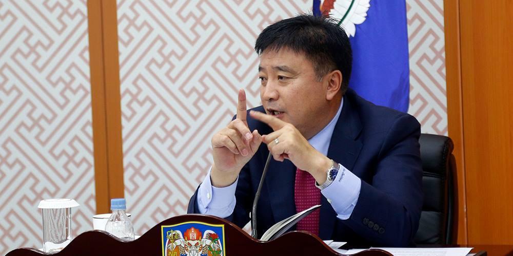 """""""Монгол Улсын нийслэл Улаанбаатар хотын хөгжлийн чиг хандлага"""""""