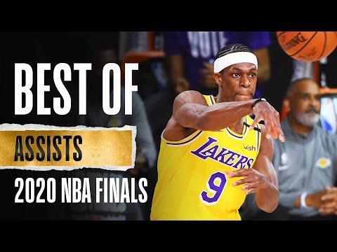 NBA-ын аваргын төлөөх тоглолтын шилдэг дамжуулалтын бичлэг