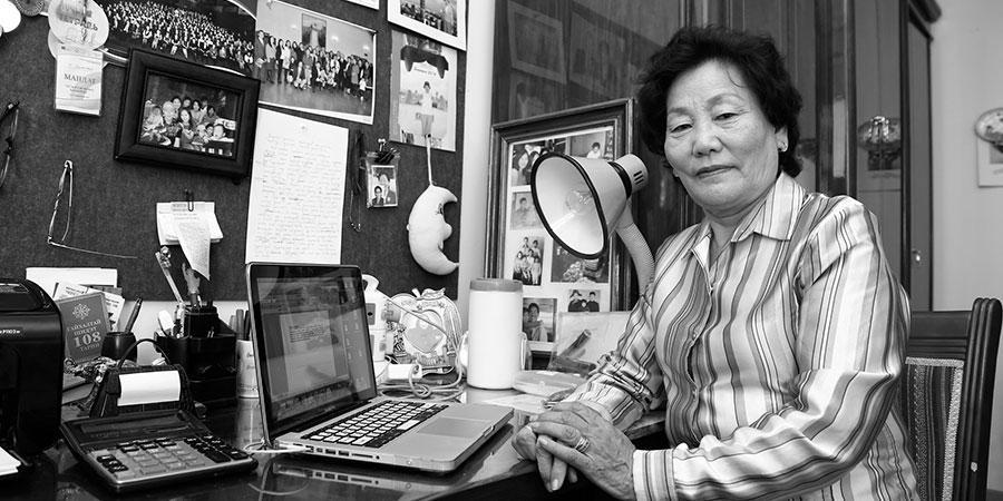 Г.Лхаахүү: Боловсролын салбарт амьдралынхаа 60 гаруй жилийг зориулж явна
