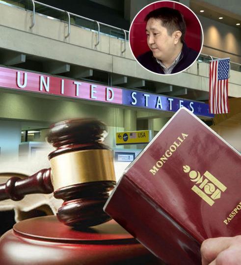 Шүүгч асан С.Төмөрбатыг АТГ-ынхан АНУ-аас авчирна
