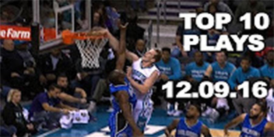 NBA-ын өнөөдөр болсон тоглолтын шилдэг 10 (16-12-10)