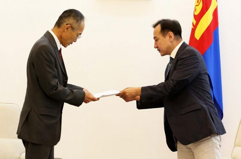 Монгол Улсын засгийн газар Япон улсад хүмүүнлэгийн тусламж үзүүлэхээр шийдвэрлэв