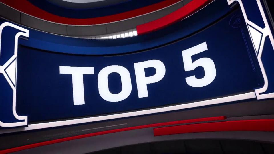 NBA-ын өнөөдрийн шилдэг 10 үзүүлбэр (20-07-31)