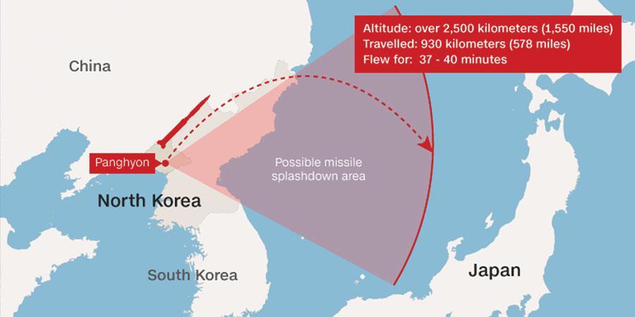 Хойд Солонгос АНУ-д сануулга өгөв үү