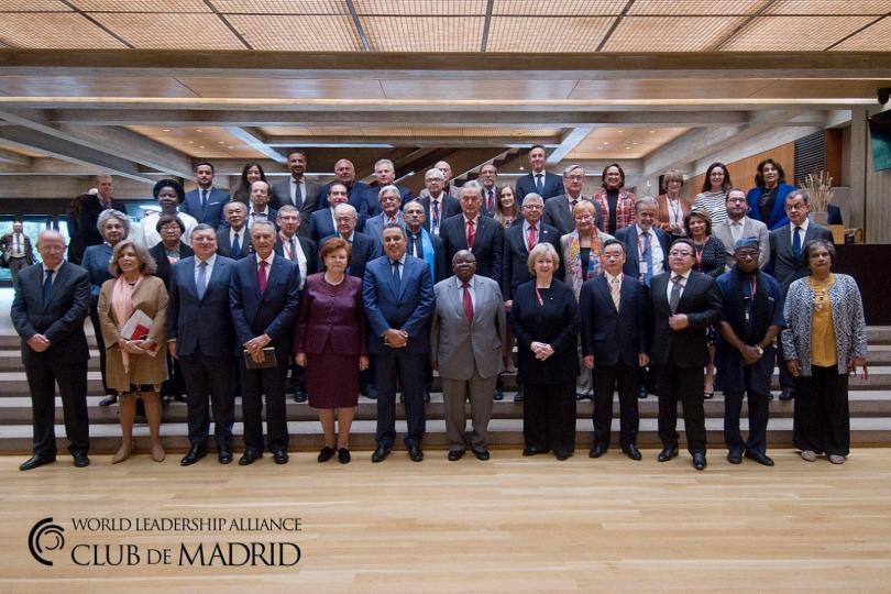 Ц.Элбэгдорж Дэлхийн манлайллын нэгдэл-Мадридын клубын албан ёсны гишүүн болжээ