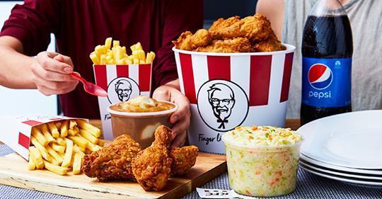 KFC-гийн бүх салбарыг хаагаач ээ