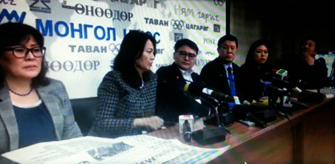 Э.Долгион: Монголын сэтгүүл зүйн үнэт зүйлд