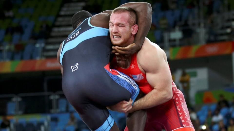 Америкийн хамгийн залуу олимпийн аварга