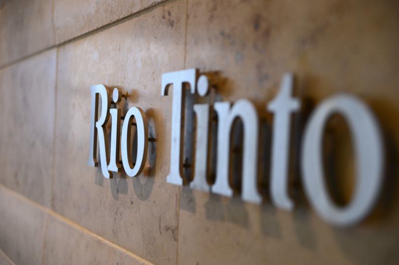 Рио Тинто байр сууриа илэрхийллээ