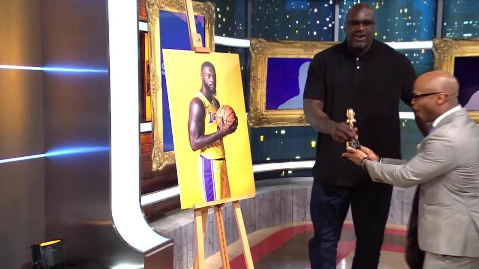 Лэнс Стевэнсон MVP болжээ