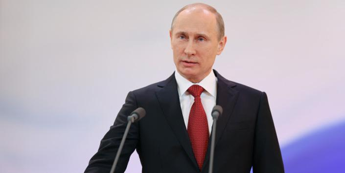 В.Путины хоёр дахь зээ төржээ