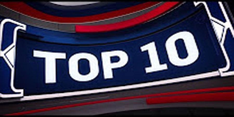 NBA-ын өчигдрийн шилдэг 10 (17-10-27)