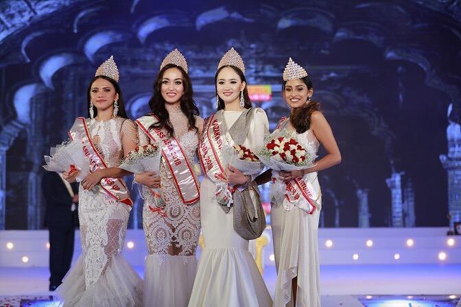 """""""Miss Asia 2018"""" тэмцээний ялагч Ц.Аззаяа гэж хэн бэ"""