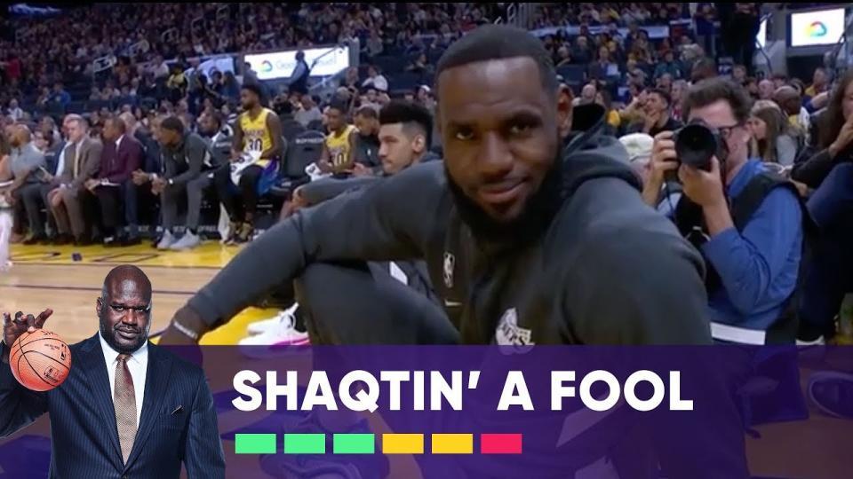 Shaqtin' A Fool