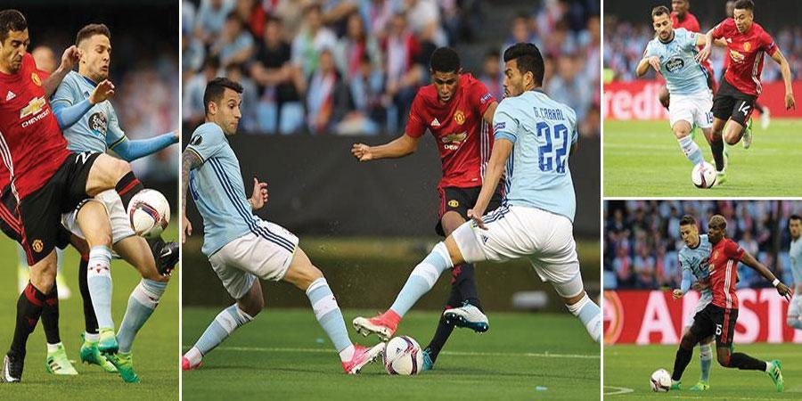 """Манчестер Юнайтед"" Испаниас хожилтой буцлаа"
