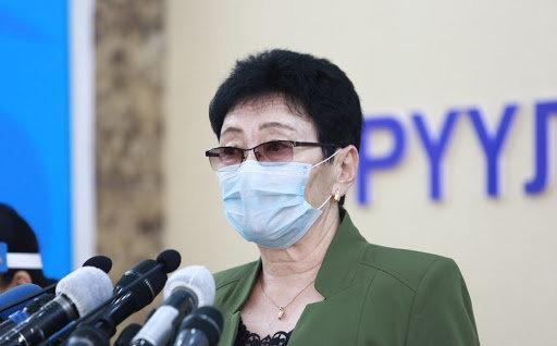А.Амбасэлмаа : 18 хүний халдвар 14 хоногийн нууц хугацааг даваад 18-20 дахь хоног дээрээ илэрсэн