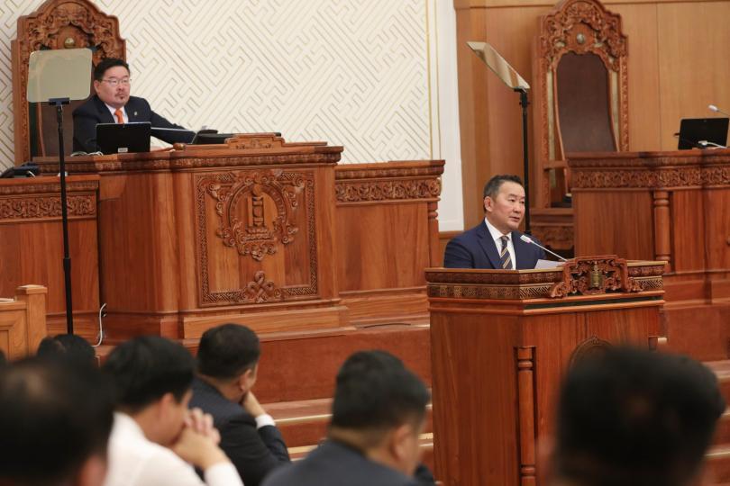 Х.Баттулга: Нийгэмд шударга ёсыг тогтоохын төлөөх тэмцэлд нэг алхмын ч ухралт байх ёсгүй гэж иргэд захиж байна