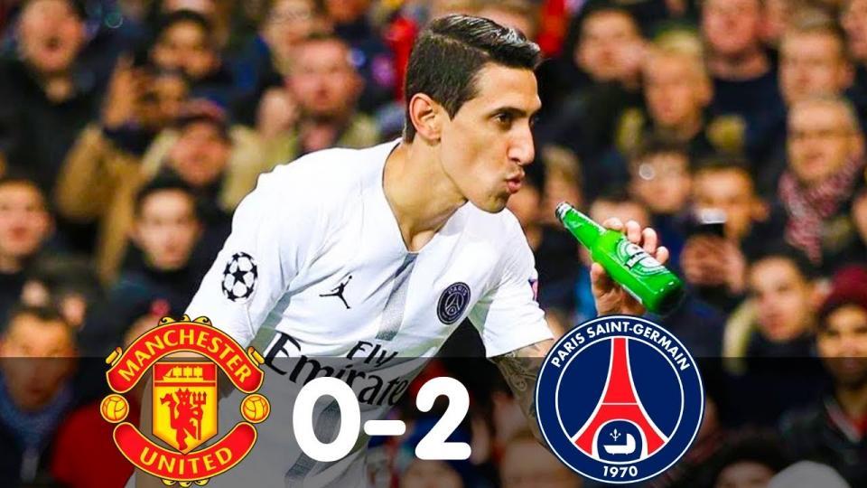 Манчестер Юнайтед хожигдлоо