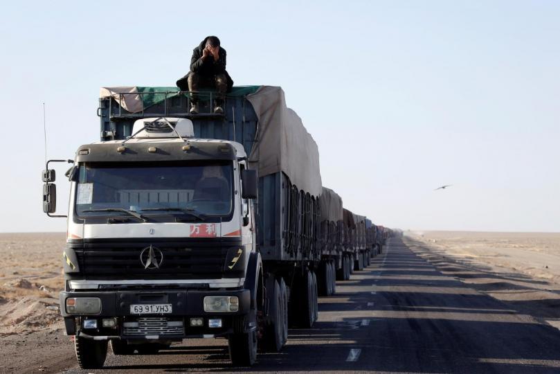 Нүүрс тээврийн автомашинуудад GPS суулгана
