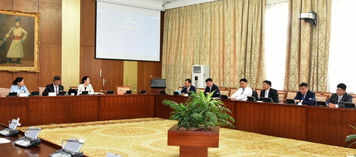 Монгол Улсын Ерөнхий сайдаар Ухнаагийн Хүрэлсүхийг томилохыг дэмжлээ
