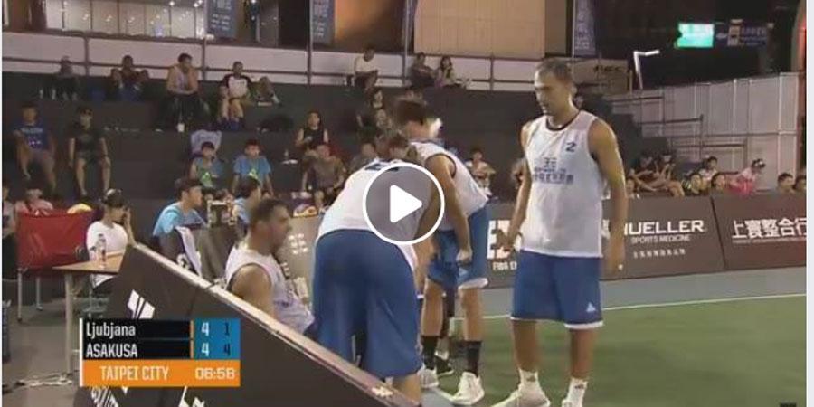 FIBA 3x3 Тайваны Дэлхийн гранпри тэмцээний хэсгийн тоглолтууд