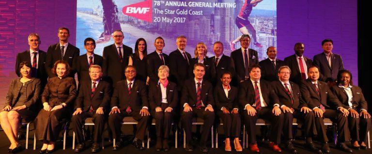 Б.Баттүшиг Дэлхийн Бадминтоны Холбооны удирдах зөвлөлийн гишүүнээр сонгогдлоо
