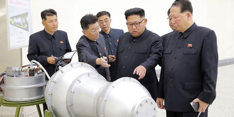Ким 6 дахь удаагаа цөмийн зэвсэг туршлаа