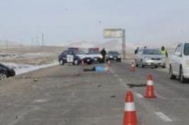 Дархан-Сэлэнгийн замд авто ослын улмаас нэг хүн бэртэж гэмтжээ