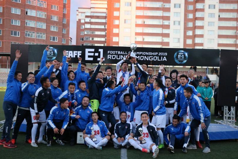 Зүүн Азийн хөл бөмбөгийн аваргын тэмцээн 2021 онд болно