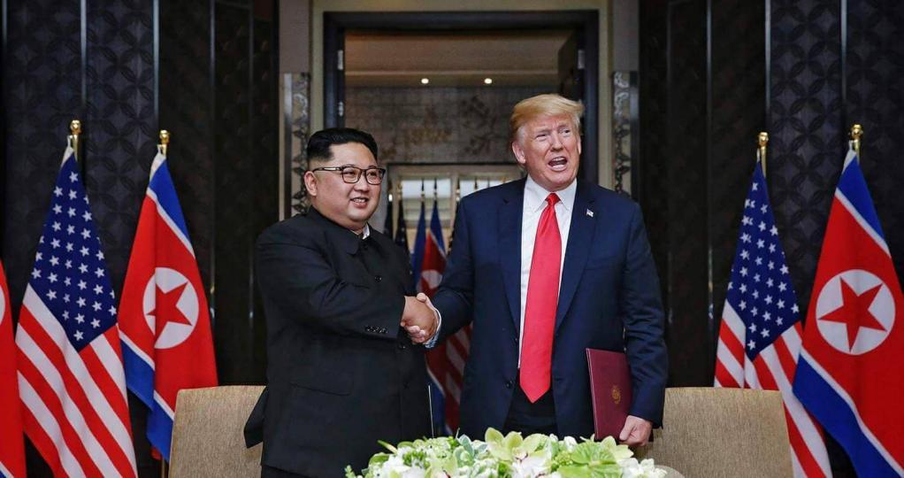 Трамп, Ким-д Улаанбаатар хот гологдчихлоо
