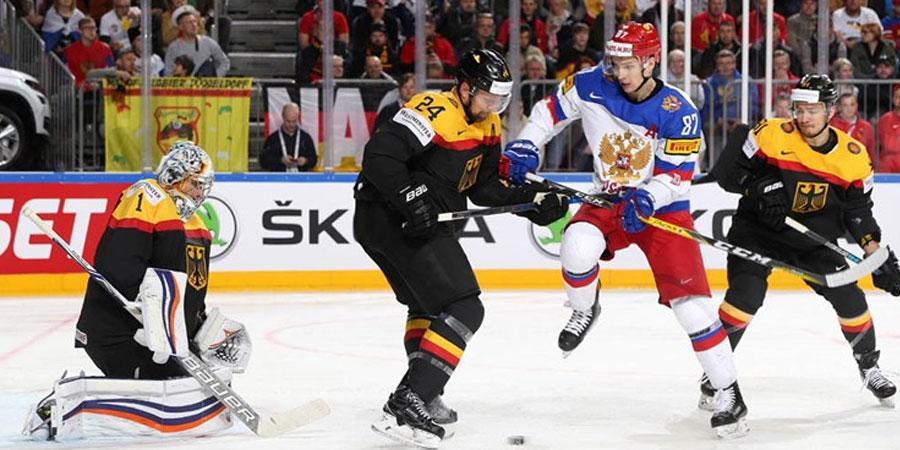 ОХУ-ын хоккейчид ДАШТ-д гурав дахь хожлоо байгууллаа
