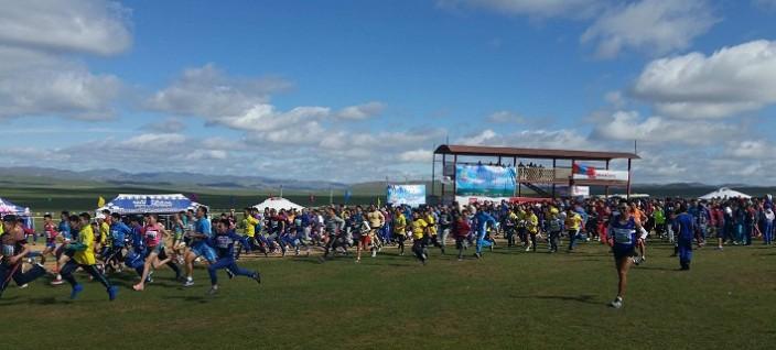 """""""Тал нутгийн марафон"""" олон улсын гүйлтийн уралдаан 19-нд болно"""