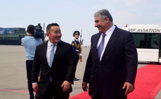 Ерөнхийлөгч Х.Баттулга Азербайжанд юуны учир айлчлав