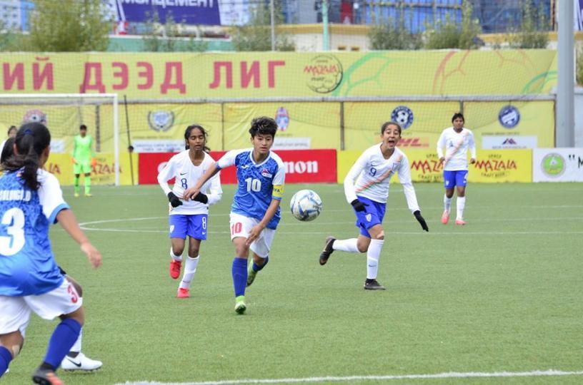 Охидын шигшээ баг Энэтхэгийн багийг буулган авлаа