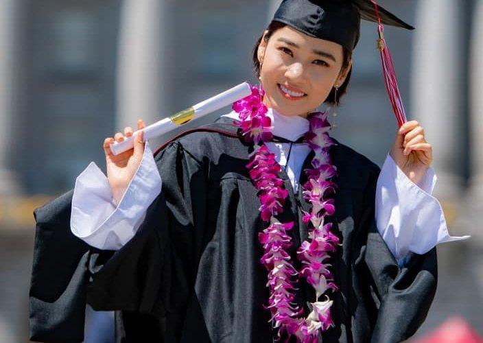 Жүжигчин О.Дөлгөөн АНУ-д урлагийн их сургууль дүүргэлээ