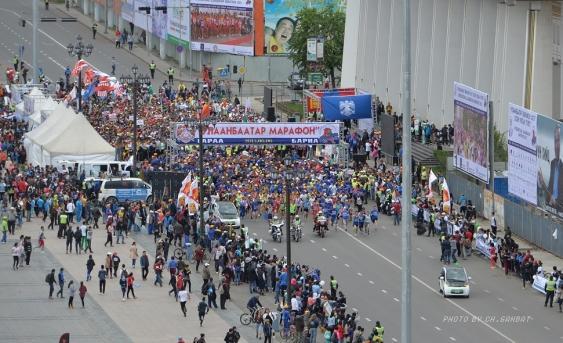 """""""Улаанбаатар марафон-2018"""" олон улсын гүйлтийн бэлтгэл ажил хангагдсан"""
