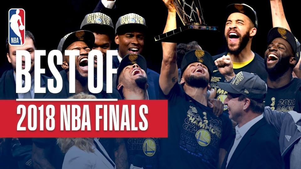 NBA-ын 2018 оны аваргын төлөөх тойм