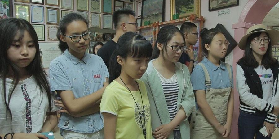 Дөрвөн улсын дөрвөн хотын шилдэг багш, сурагчид манай улсад иржээ