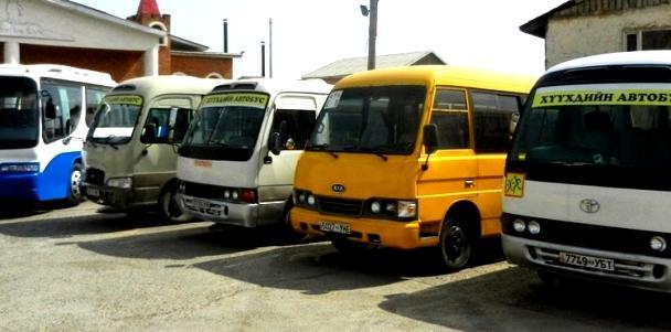 Я.Соронзонболд: Хүүхдийн автобусанд шалгалт хийнэ