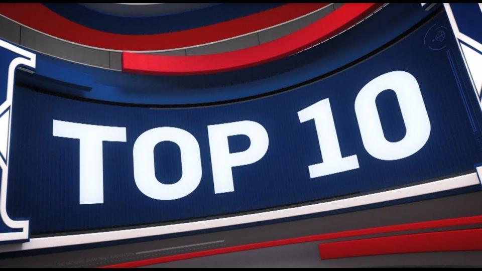 NBA-ын өнөөдрийн шилдэг 10 үзүүлбэр (19-11-02)