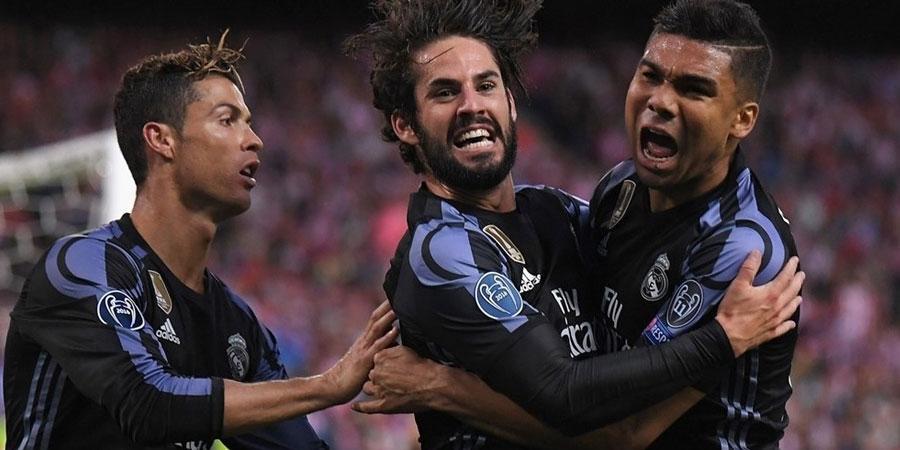 Ювентус, Реал Мадрид Аваргуудын лигийн финалд үлдлээ