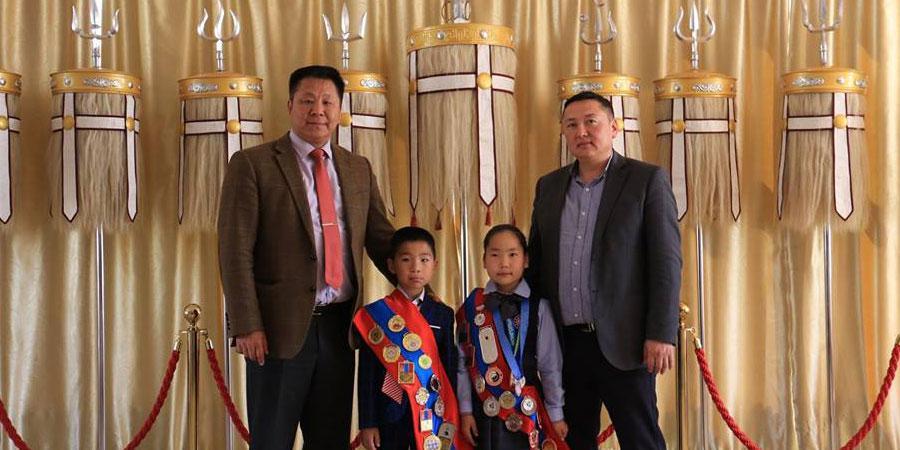 Ази тивийн даамын аварга шалгаруулах тэмцээнд оролцох тамирчдыг хүлээн авч уулзлаа