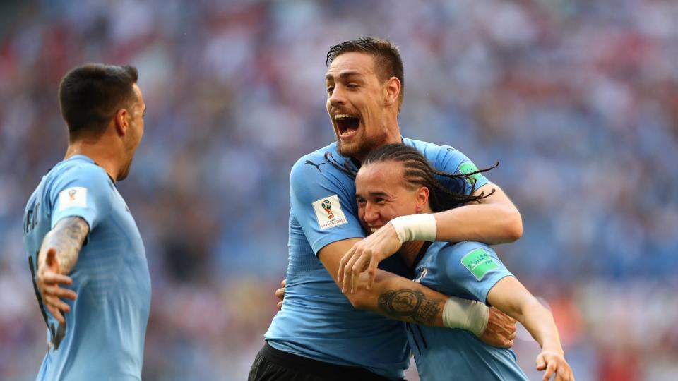Уругвай ОХУ-ыг 3-0 харьцаагаар хожлоо