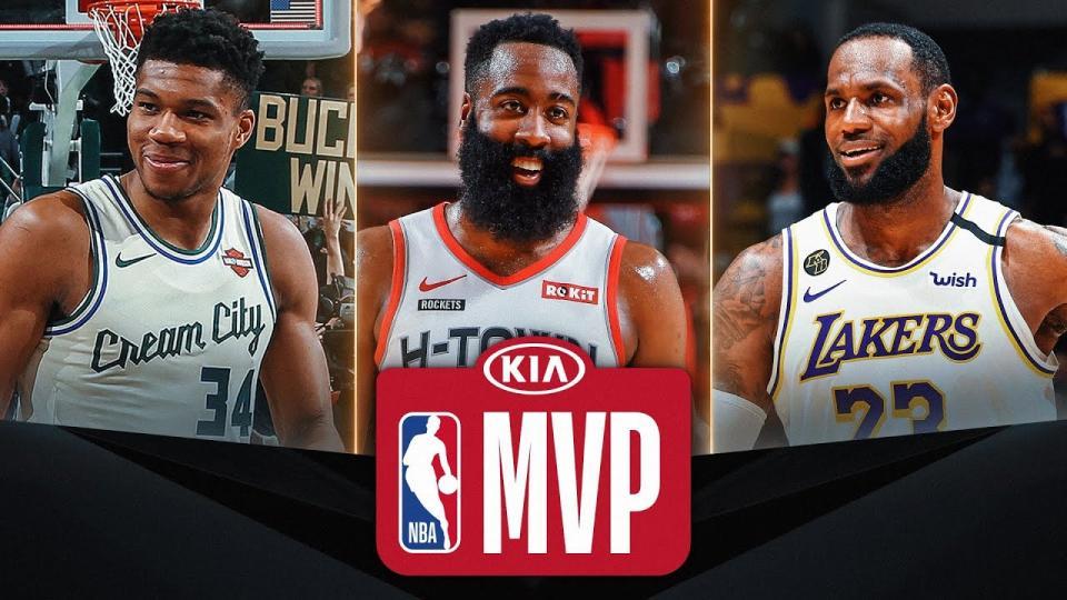 NBA-ын улирлын шагналуудад өрсөлдөж буй тоглогчид