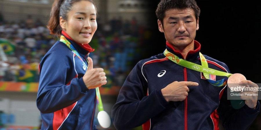 Олимпийн медальтнуудад үндэтгэл үзүүлнэ